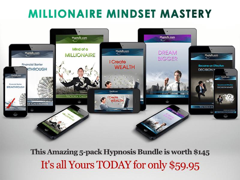 Millionaire Mindset Mastery