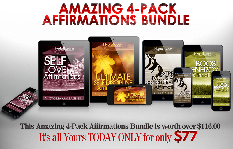 Affirmations Power Pack